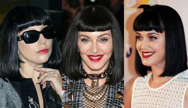 madonna katy perry lady gaga