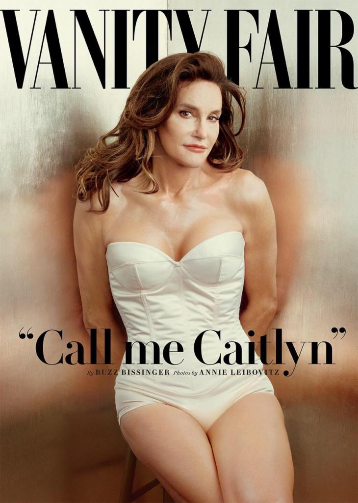 Vanity Fair Bruce Jenner woman