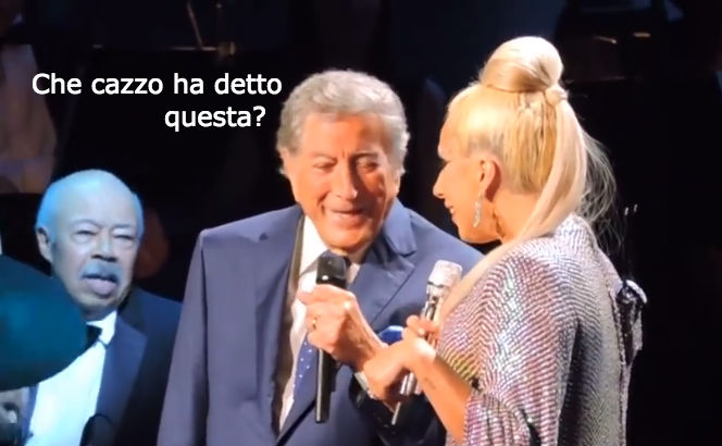 tony bennett lady gaga daily
