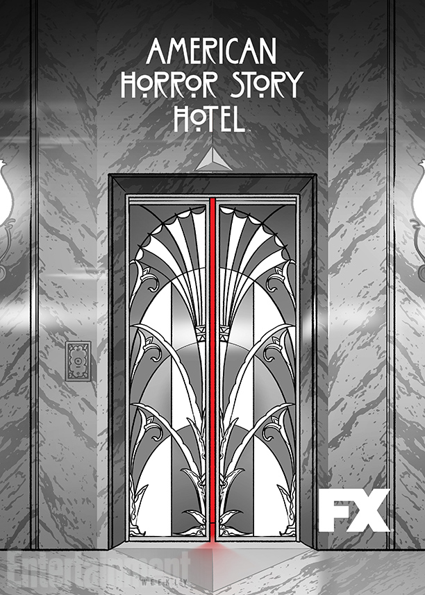 FX American Horror Story hotel