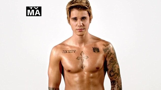 justinbieber-shirtless-comedycentral
