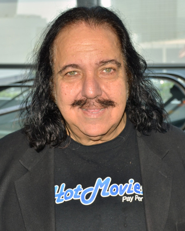 14 Jul 2015, Los Angeles, California, USA --- Ron Jeremy attended the Celebrityconnected.net Honoring The ESPYS Luxury Gifting Suite --- Image by © Billy Bennight/The Photo Access/The World Access/Corbis