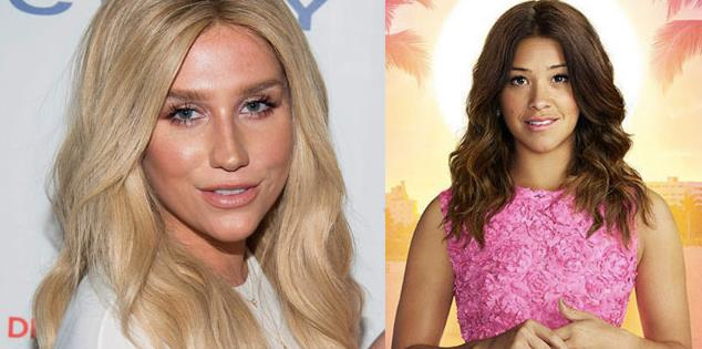 Kesha Jane The Virgin