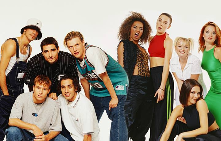 bsb spice girls backstreet boys concerti