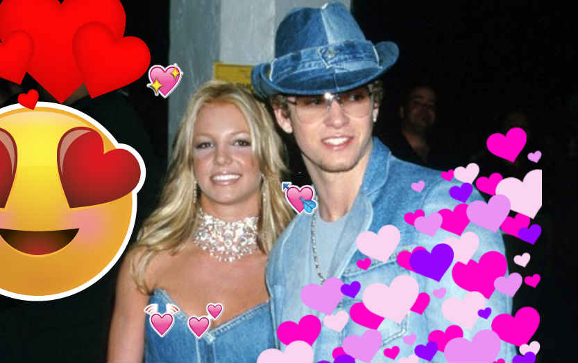justin timberlake and britney spears relationship timeline