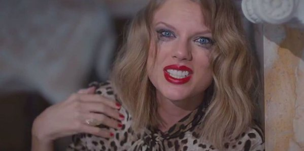 taylor swift blank space vevo record