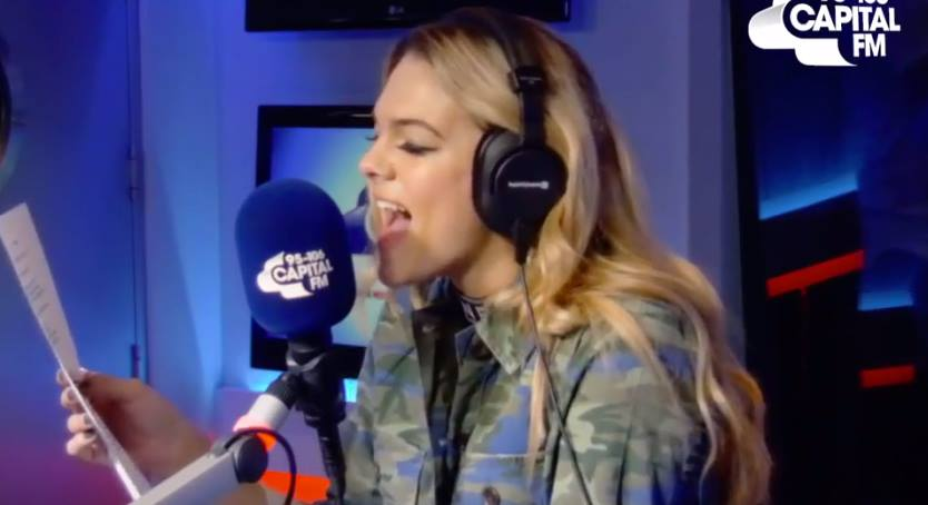 Louisa-Johnson-Adele-Hello-video