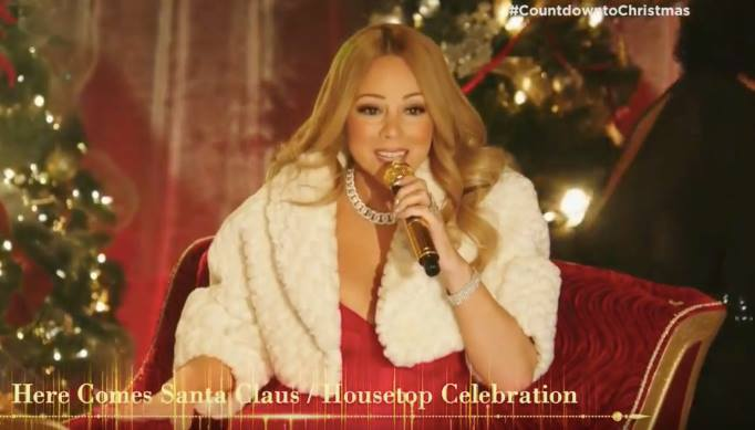Mariah-Carey-merriest-Christmas-special