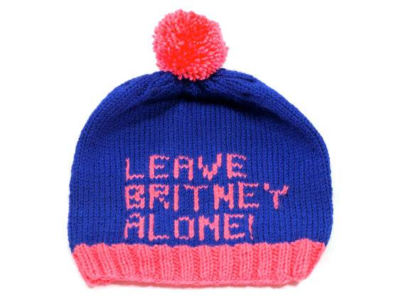 britney spears cappello