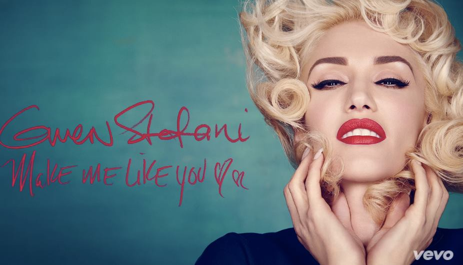 gwen stefani make me like you