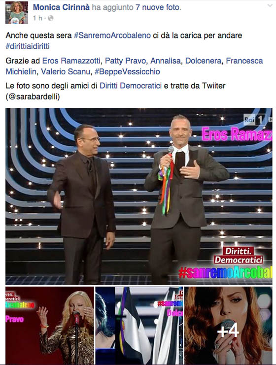 monica-cirinna-sanremo-2016-gay
