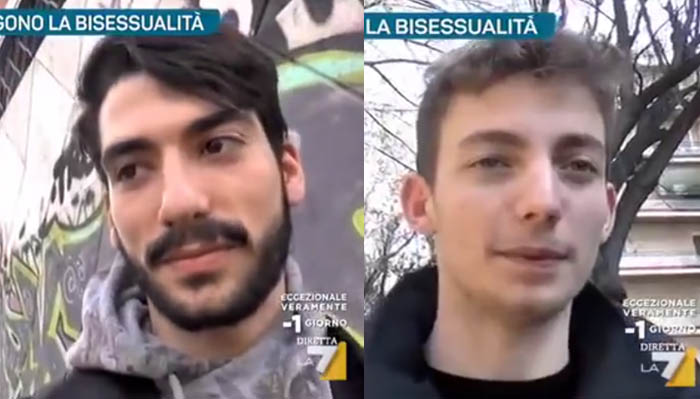 bisessuali-italiani-etero-gay-la7-video