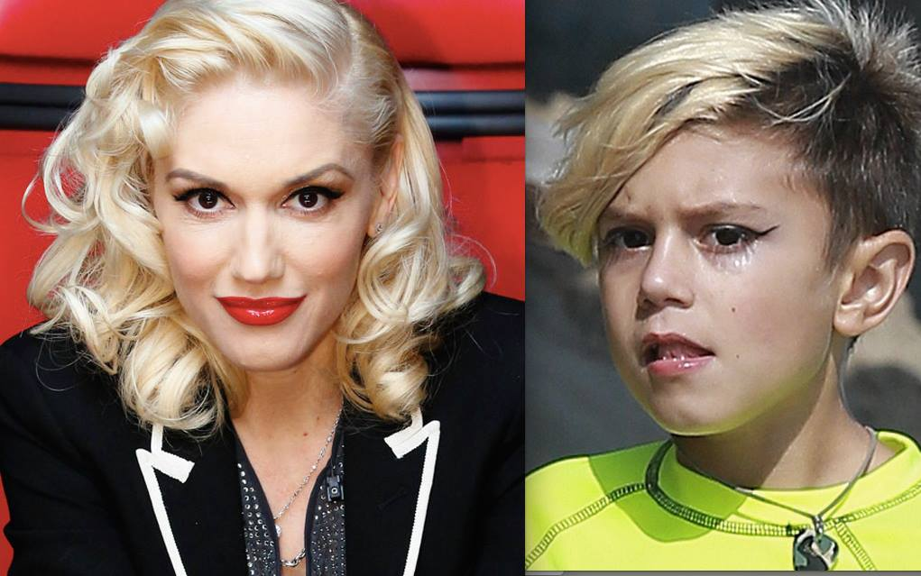 gwen-stefani-kingston-son-cute-sweet