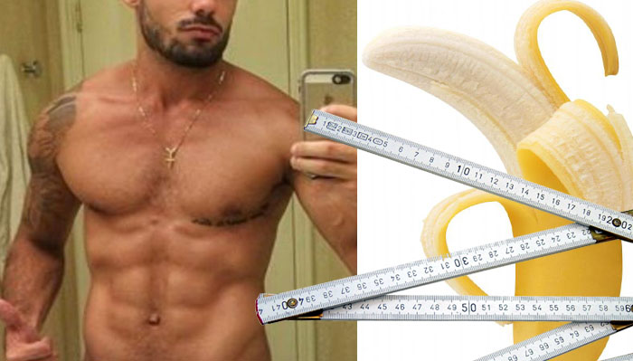 hot-selfie-guy-guys-banana-meter-cm-inches