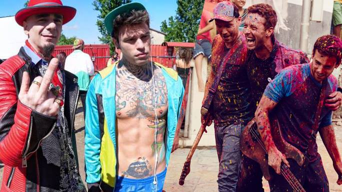 fedez coldplay