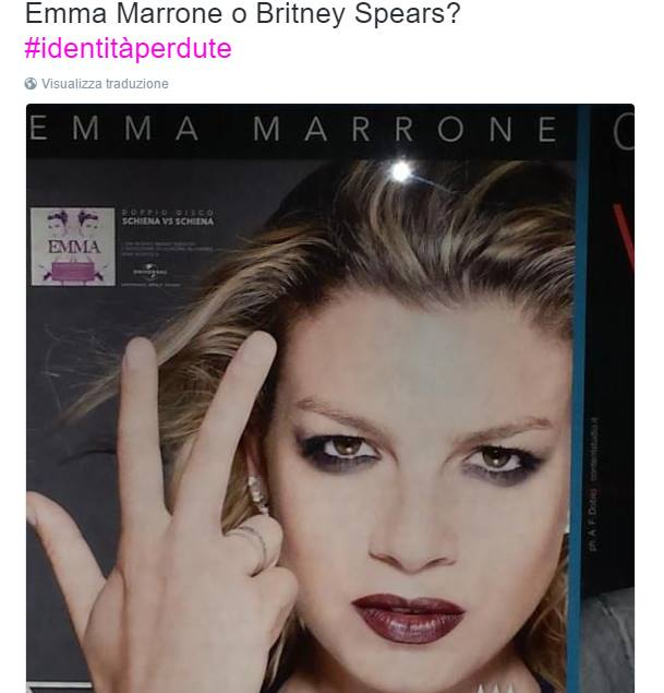 Britney Spears Emma Marrone (6)