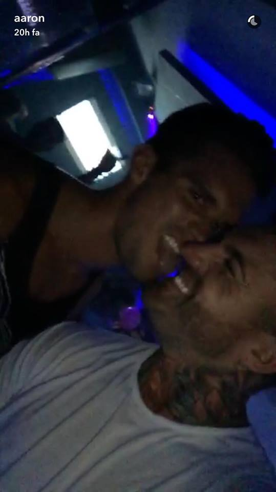 geordie shore bacio gay (2)