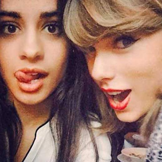Camila Cabello Taylor Swift