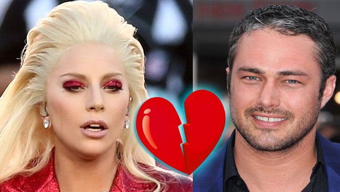 Lady Gaga Taylor Kinney broke up