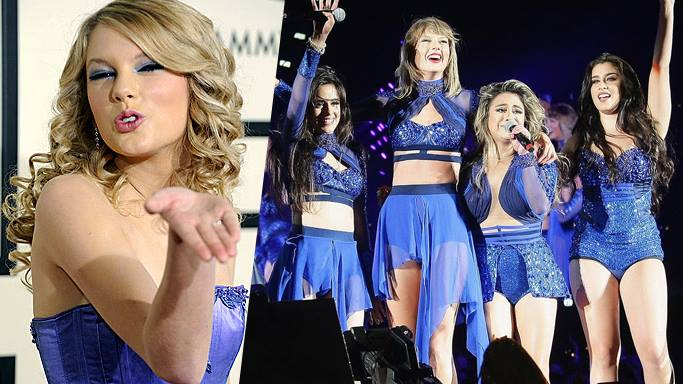 Taylor Swift Fifth Harmony (2)