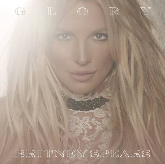 Britney Spears Glory cover Album