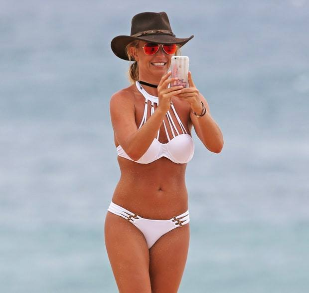 Britney Spears bikini alle Hawaii (3)