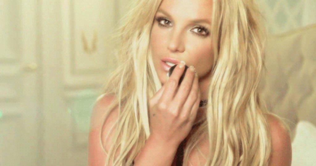 britney spears make me video