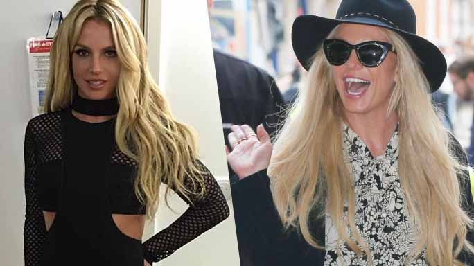 britney spears london 2016