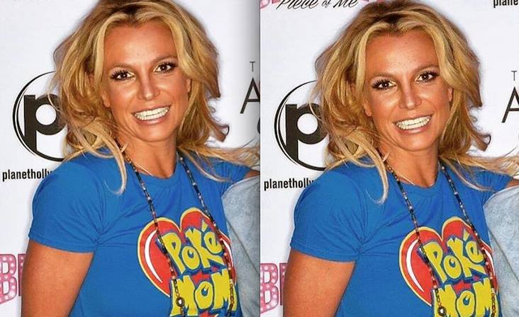 britney spears pokemom