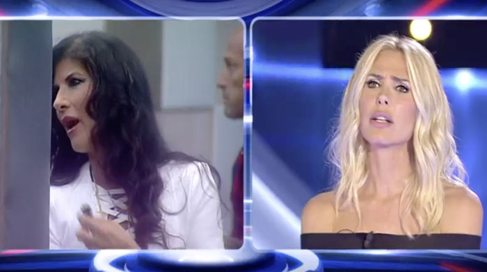 pamela prati ilary blasi grande fratello vip video