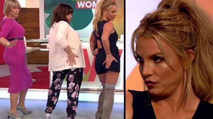britney spears loose women uk