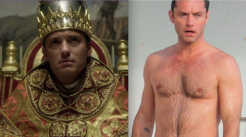 jude law the young pope naked porn xx video