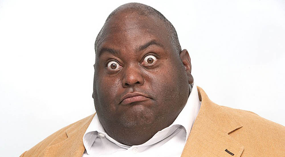 Lavell Crawford gay