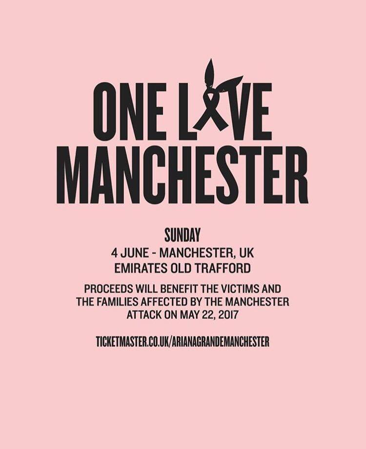 Ariana Grande One Live Manchester (1)