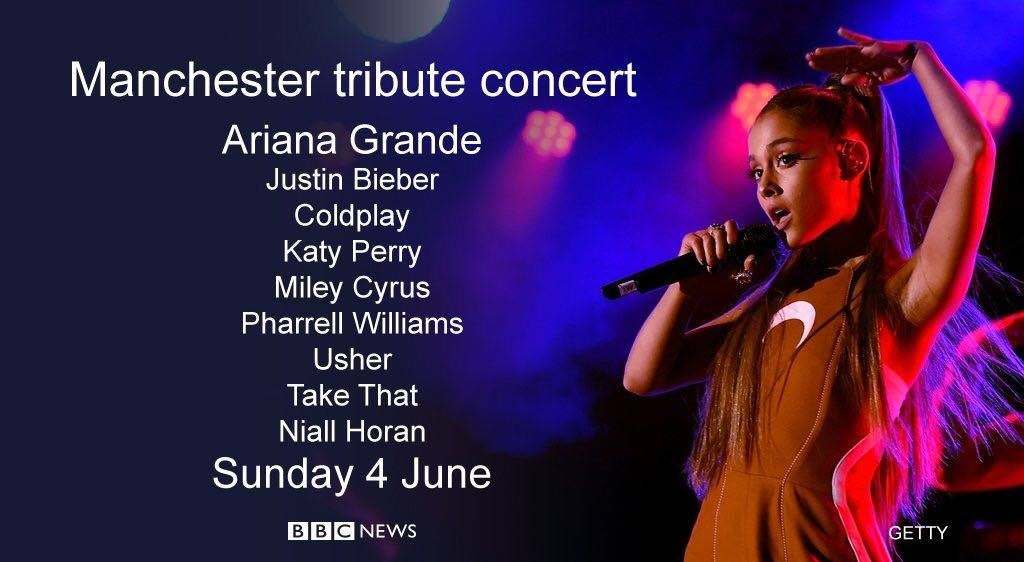 Ariana Grande One Live Manchester (2)