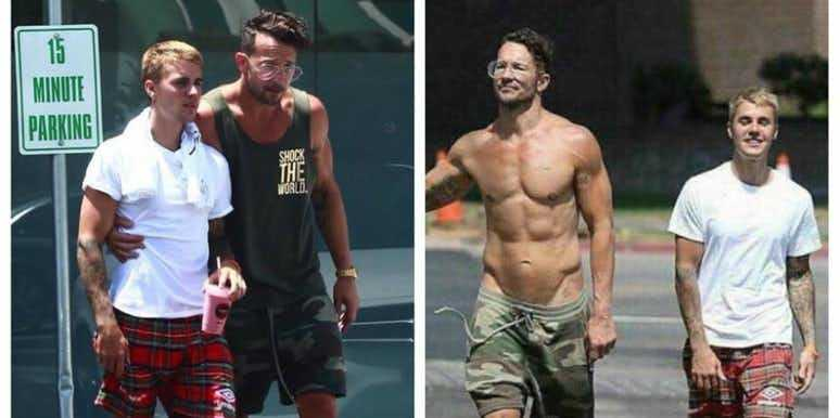 carl lentz justin bieber video