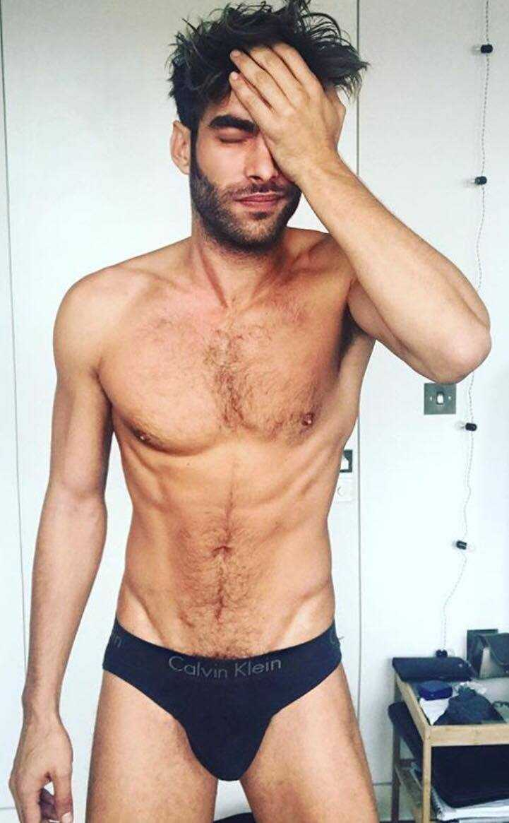 Jon Kortajarena Instagram HOT (2)