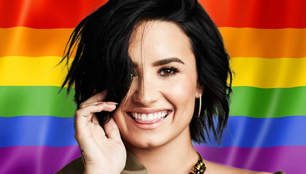 demi lovato gay bisexual woman coming out