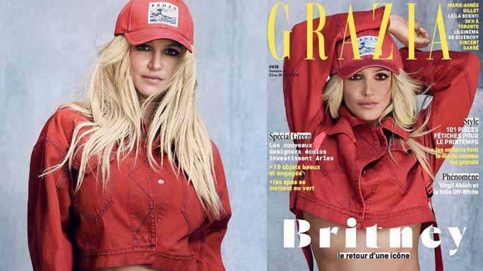 britney spears kenzo collection