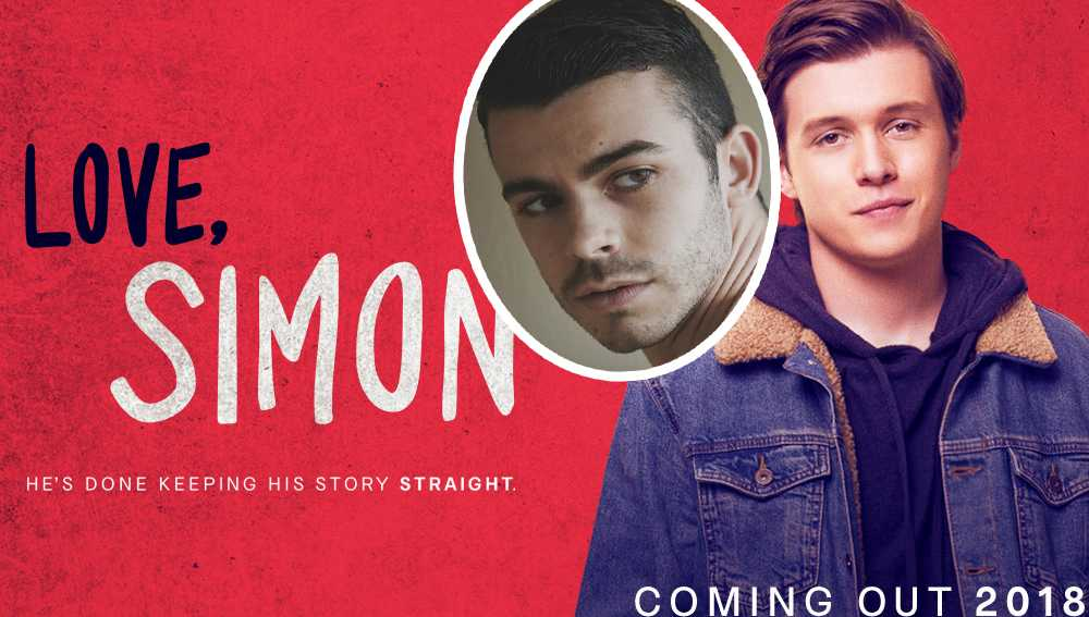 joey pollary gay love simon lgbt coming out