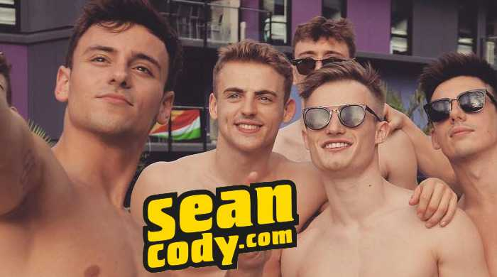 tom daley sean cody video omg